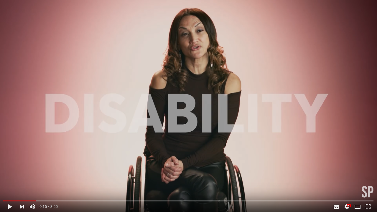DISABILITY, disabilities